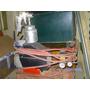 Compresor De Aire 2 Hp 25lts,italiano Con Manguera Y Pistola