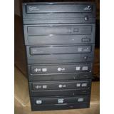 Lectograbadoras De Dvd Lg - Sony Ide Y Sata Con Garantia