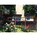 Romantica Cabaña Sobre Lago (solo 2 Personas )