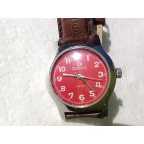 Reloj Omax Suizo 17 Joyas