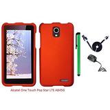 Alcatel One Touch Pop Star Lte A845g (straight Talk) F U117