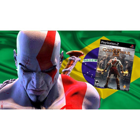 God Of War 2 Dublado P/ Play2