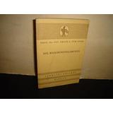 (w) Libro Técnico En Alemán - Die Maschinenelemente