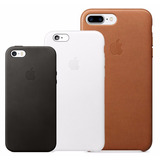 Case Piel Pu Lujo Leather Apple Iphone 8   7   6   5   Se