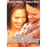 Dvd Filme - Adam Shankman - Um Amor Para Recordar
