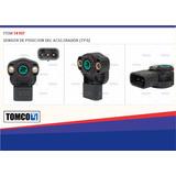 Sensor De Posicion Tps Chrysler Shadow 2.5l Inc. Turbo 91-94