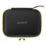 Sony - Lcm-aka1 Bolsa De Transporte Semirrígida Actioncam