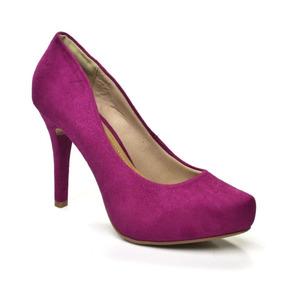 Scarpin Crysalis Estilo - Pink