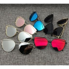 d3a39f5bf3bcd Kit 5 Oculos De Sol Feminino Atacado Starlight Revenda Gato · R  100 02