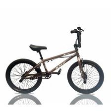 Bicicleta Freestyle Bmx Eje 20 - Piñón 9t