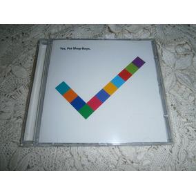 Pet Shop Boys - Yes Cd Importado