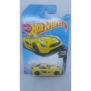 Hot Wheels Mercedes 16 Gt3 Carrito A Escala Nuevo Mattel