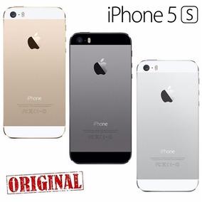 Carcaça Aro Chassi Iphone 5s Tampa Traseira A1457 A1430