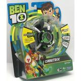 Ben 10 Omnitrix C/frases Y Sonido Int 76900 Original