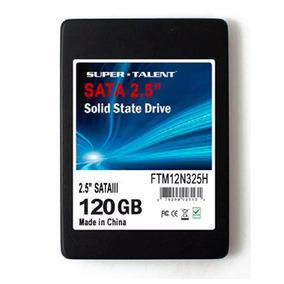 Disco Solido 120gb Super Talent Ssd 2.5 Sata3 Notebook
