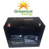 Bateria Sellada Agm 12v 100ah - Tb Plus