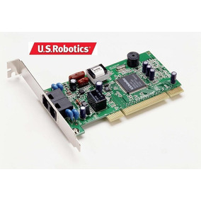 Faxmodem Usrobotics 56k V92 Pci Nuevo En Caja Gtia