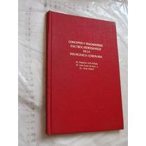 Libro Concepto Y Diagnostico Electrocardiografico De La Insu
