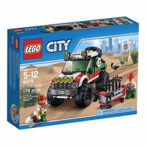 Educando Lego City 60115 Vehículo Todoterreno 4x4 Bloques