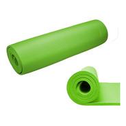 Colchoneta Mat Yoga Pilates Fitness Gym 183x61 1cm + Bolso