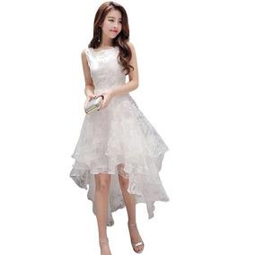 Vestido De Noiva Casamento Civil Ou Praia.