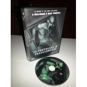 Dvd Fenomenos Paranormais 2 - Filme Original - Frete R$ 8,00