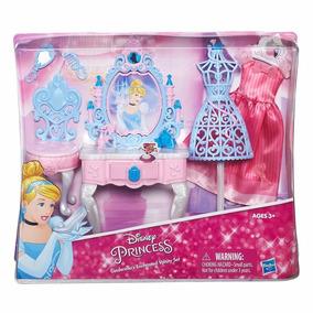 Princesas Disney -penteadeira Encantada Da Cinderela Hasbro