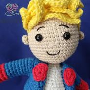 El Principito - Crochet - Tienda Nariz De Azúcar Amigurumis