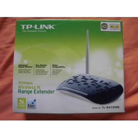 Access Point Repetidor O Extensor Wifi Tp-link Tl-wa730re