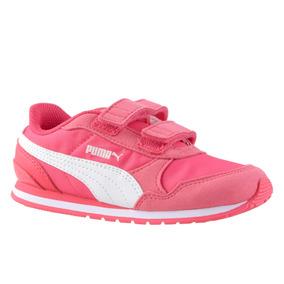 Zapatillas Puma St Runner Nl Niños Rosa