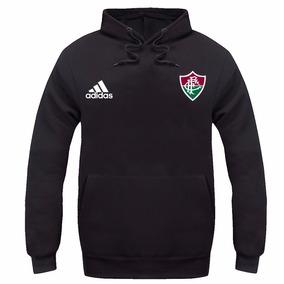 012158d508 Blusa Moleton Casaco Fluminense Futebol Time Tricolor
