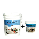 Pintura Latex Exterior Interior Colormyl 20+4 Lt.