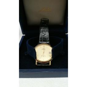 Relógio De Ouro Marca Mido