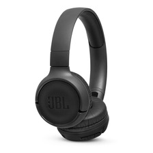 Fone De Ouvido Jbl T500bt Bluetooth Tune Preto Nota Fiscal