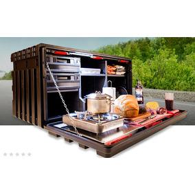 Caixa Cozinha Para Caminhao 60cm/65cm/120cm