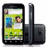 Motorola Mb526 Defy + 8gb Android Novo Carregador Veicular