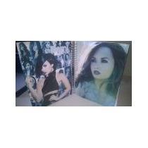 Caderno 20 Materias Demi Lovato 654321