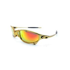 Oculos Juliet De Metal Vermelho - Óculos De Sol no Mercado Livre Brasil 37fd4aa8cf