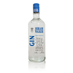 Gin Hiram Walker 39%vol 1lt Original