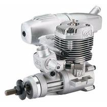 Motor Glow O.s. 46axii Abl W/muffler Zero Na Caixa