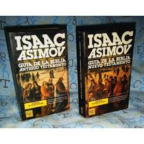 Guía De La Biblia Nuevo Testamento Viejo Asimov Isaac