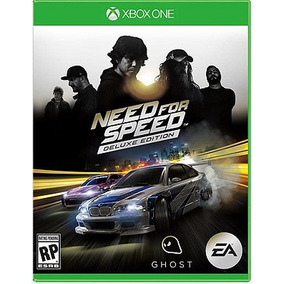 Need For Speed Deluxe Edition Xbox One | Fast2fun