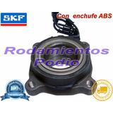 Maza Con Ruleman Delantera Ford F250 4x4 | Rodamientos Podio