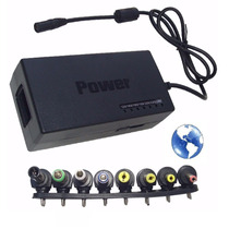 Fuente Cargador Universal Notebook Laptop Netbook 220v Unico