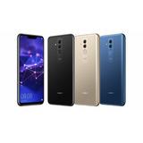 Huawei Mate 20 Lite 4g Lte 64gb 4gb Ram 20mp+2mp Dual 3750ma