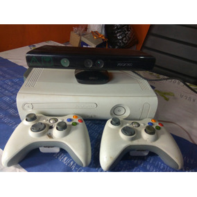 Xbox360 C/kinet.disco Duro 250g 150 Juegos 2 Joysting C/bate