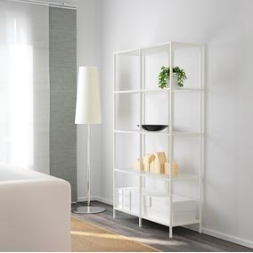 Librero Minimalista Amenidades Ikea