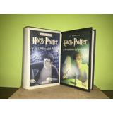 Libros Harry Potter 5 Y 6 Tapa Dura Jk Rowling Excelentes