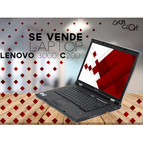 Laptop Lenovo 3000 N200 Core 2 Duo 2.0ghz Ram 2gb 500hdd