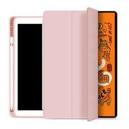 Capa Smartcase Para iPad Air 4 10.9  Com Suporte Pencil Rose